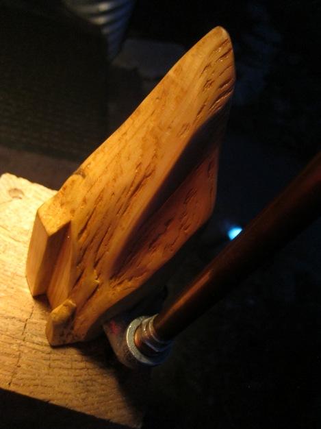Scrap wood.
