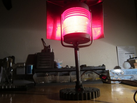 Railroad light